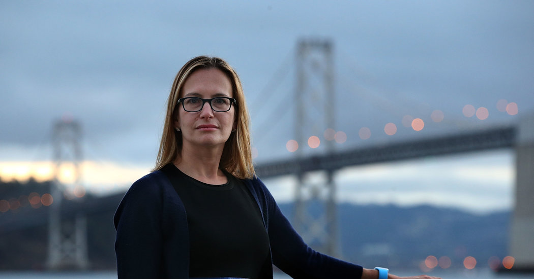 jackie reses on her journey from goldman sachs to san francisco